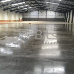 Dry shakes for Industrial Floor (Non-Metallic)
