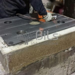 Epoxy Grout for machine base plate