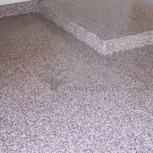 Epoxy coating for Concrete